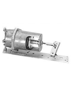 Number 6 Pneumatic Actuator,8-13 PSI, Universal Mount