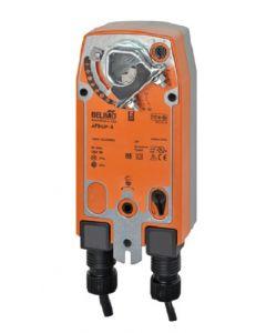Damper Actuator,180 in-lb,Spring Return,24 to 240V (UP),On/Off,SW
