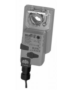Damper Actuator,180 in-lb,Non-Spring Return,24V,MFT