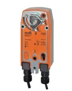 Damper Actuator,90 in-lb,Spring Return,24 to 240V (UP),On/Off,SW