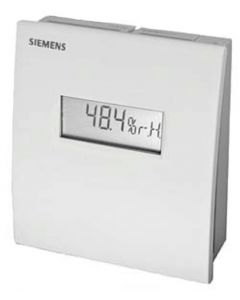 SENSOR, CO2 & VOC, ROOM, 0-10V, DISPLAY