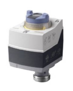 Siemens MT Series Actuator, 24 Vac, floating control, SR.