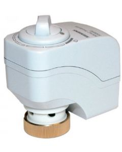 Siemens MT Series Actuator, 24 Vac, 0 to 10 Vdc control, SR, 200N.